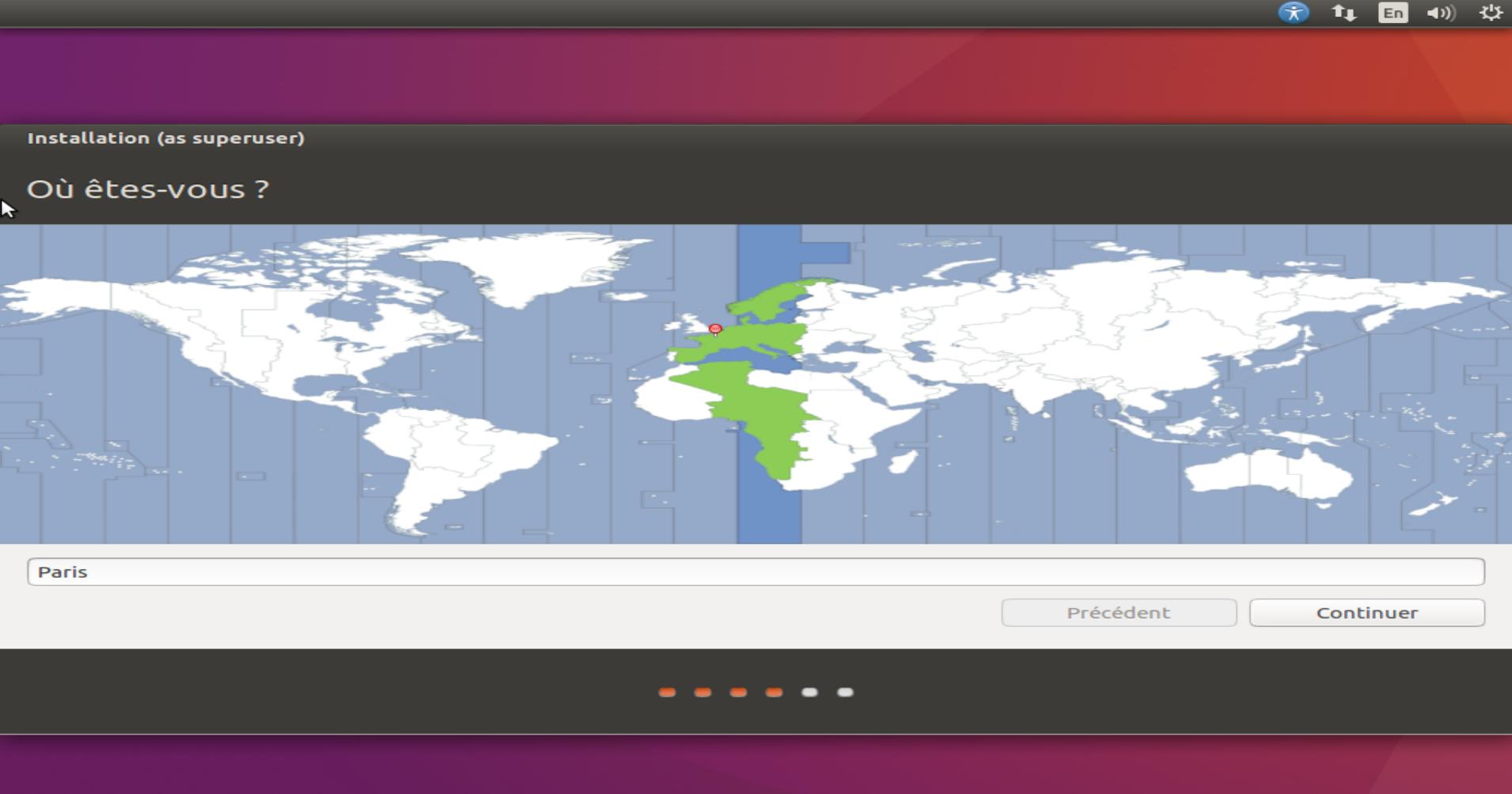 illustration localisation ubuntu